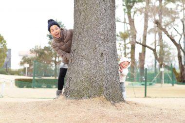 「親子の日」写真<br>&<br>エッセイコンテスト