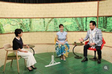 高橋秀樹さんと真麻さん親子が<br>サワコの朝に出演します
