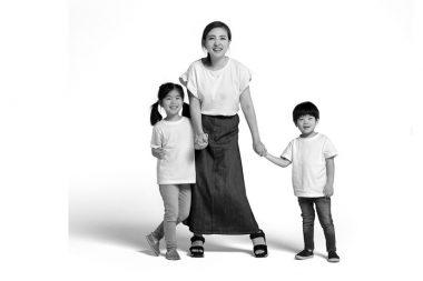 母として子どもたちに、 <br>生きる力と、幸せを感じる力を。