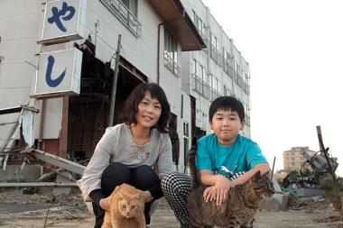 10年前、被災地で撮影した8歳少年の今は